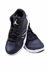 JORDAN ACE 23 KIDS GRADE SCHOOL BLACK/WHITE/BLACK 555388-010 JORDAN