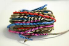 """Walking hiking round boots shoe laces quality all colours 150cm 59"""" UK Free P&P"""