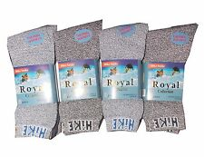 12 PAIRS MENS THERMAL SPECIAL HIKE WINTER WARM THICK COTTON SOCKS SIZE 6 -11