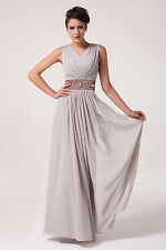 Grace Karin Wedding Ball Gown Bridal Prom Evening Party Banquet Maxi Dresses New