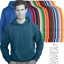 GILDAN 18500 Mens Heavy Blend Pullover Hooded Sweatshirt Hoodie, Hoody (29 cols)