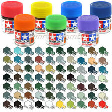 TAMIYA Acrylic Paint 10ml XF-49 to XF-77 Choose Colour - Model Paint Humbrol