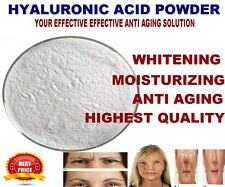 Pure Hyaluronic Acid Powder,Sodium Hyaluronate Serum Mask Joint Wrickles Remover