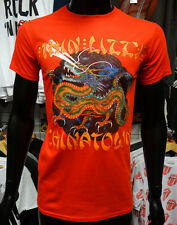 THIN LIZZY Official Uni-Sex Tee Shirt Various Sizes CHINATOWN RED New