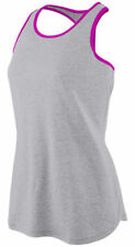 Augusta Sportswear Women's Sleeveless 100% Cotton Sports Top T-Shirt. 1262