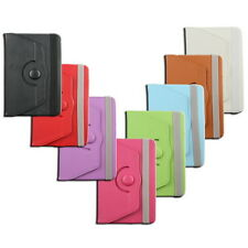 "10""inch 360°Rotating Swivel Folio PU Leather Case Cover Stand for Tablet Android"