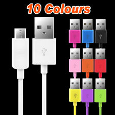 Premium USB Data Sync Charger Cable Micro for HTC One M8 M7 801e LG Nexus 5