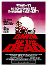 Dawn of the Dead (1978) - A1/A2 Poster **BUY ANY 2 AND GET 1 FREE OFFER**