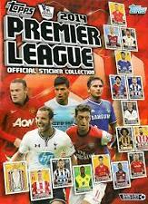 Topps 2014 Premier League Official Sticker Collection 7