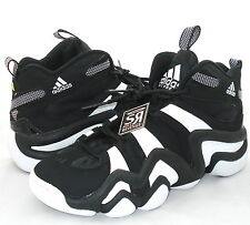 New adidas CRAZY 8 Black White Shoes Basketball Kobe Bryant KB8 top ten G21939