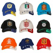 New Fashion FIFA World Cup Souvenir Soccer Peaked Cap Casquette Hat Sports Goods