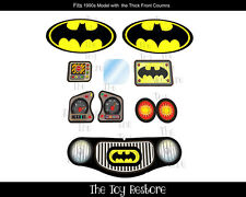 New Replacement Decals Stickers for Vtg Little Tikes Cozy Coupe Car Batman 30th