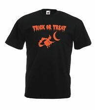 HALLOWEEN WITCH fancy dress costume party present gift tee boys girls T SHIRT