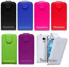 Flip Leather Case Cover & Screen Protector for Samsung Galaxy S5 i9600
