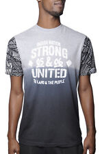 Parish Nation Strong United Two Tone Palm Tree Leafs Apparel Clothing Tee Shirt