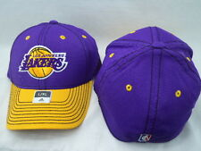 Los Angeles Lakers Adidas NBA Team Clrs Structured Flex Hat Cap