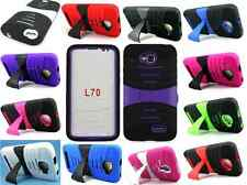 Impact Arch Duo Layer Hybrid Stand Multi Color Cover Case Accessory Protector