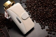 NEW Magnetic Flip Luxury Leather Wallet Case Cover for Apple iPhone 5/5S