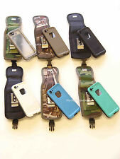 Holster Belt-Clip Pouch/Cover FOR Lifeproof iPhone 5/5S Case On - PERFECT FIT