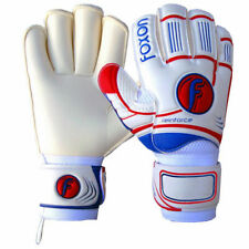 Foxon Goalkeeper Goalie Football Roll Finger Saver Gloves Size 8 8.5 9 9.5 10