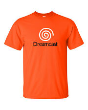 DREAMCAST cool Retro SEGA Video Game logo t shirts