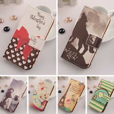 Accessory Flip PU Leather Case Cover Protection Skin For BLU Life View L110a New