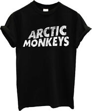 Arctic Monkeys Alex Turner Rock Music Cool Men Women Black Unisex Top T-Shirt