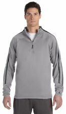 Russell Athletic Men's Moisture Wicking Polyester Winter 1/4 Zip Sweater. 8TPEFM