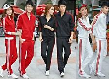 Men&Women Sport Suit Tracksuit Training Jogging Wear Sportswear Couple Jacket