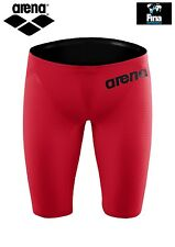 Arena Powerskin Carbon Pro MK2 Jammer Bright Red, SWIMMING RACE SUIT, SWIMWEAR