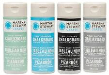 Martha Stewart Acrylic Chalkboard Paint Craft SELECT YOUR COLOR!