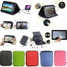 "Colorful Speaker Leather Case+Free Film For 7.9"" Acer Iconica A1-810 Tablet PC"