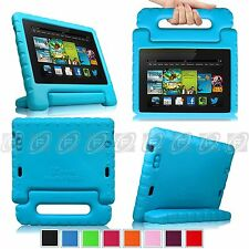 Fintie All New Kindle Fire HD 7 2013 Kids Thick Foam Case Cover Convertible Hand