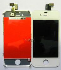 Full LCD Display Touch Screen Digitizer Replacement For iPhone 4 4s 5 +Tools