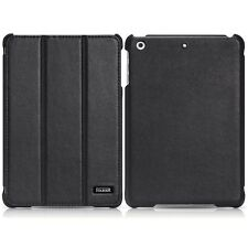 Genuine Real Leather Smart Folding Case Cover for Apple iPad Mini 2 Retina