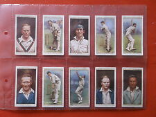 Cricketers 1928 - WD&HO Wills Cig Cards  -Select From Below