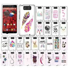For Motorola Droid MAXX XT1080M Love Forever Snap On HARD Case Cover Accessory