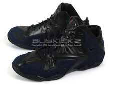 Nike LeBron XI EXT Exclusive Denim QS Basketball LBJ11 Black/Denim 659509-004