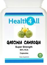 Garcinia Cambogia Super Strength - Extreme Weight loss Diet Slimming Capsules