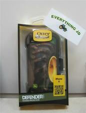 John Deere OtterBox with Tractor Tire Image and Clip **NIB** For iPhone