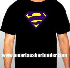 BIZZARO Logo T-shirt *Superman* - Available in ALL SIZES