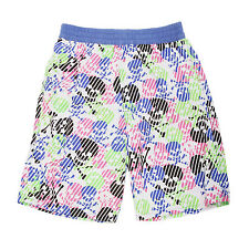 (Free PnP) Childrens/Kids Boys Lined Skull Board Shorts / Swimming Shorts