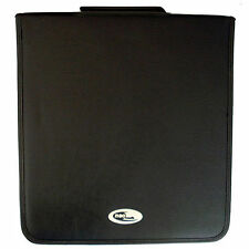 Neo Media CD DVD Ring Binder Wallet Leather Storage Carry Case for 240 400 500