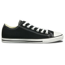Converse Chuck Taylor All Stars Lean Ox Shoe - Black Shoes All Sizes