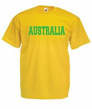 AUSTRALIA aussie football rugby sport game gift NEW Boys Girls Kids T SHIRT TOP