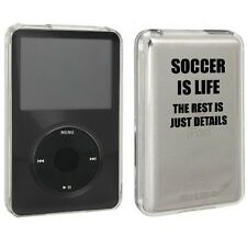 For Apple iPod Classic Hard Case Cover 6th 80 120 7th 160gb Soccer Is Life