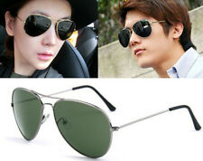 Mens Women High Quality Metal Frame Polaroid Sunglasses Aviator Driving