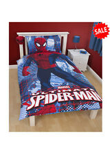 Spiderman Duvet Covers, Curtains, Accessories Bedroom Decoration - Special Offer