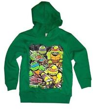 Teenage ninja Mutant Turtles hoodie sweatshirt shirt Nickelodeon new