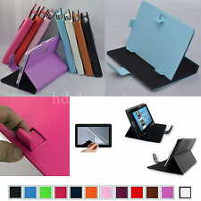"""Colorful Magic PU Leather Case+Free Film 10.1"""" Le Pan TC1020 Andriod Tablet PC"""